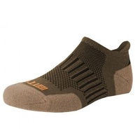 5.11 Tactical RECON Ankle Sock - Timber - Small/Medium