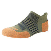 5.11 Tactical RECON Ankle Sock - Fatigue - Large/Extra Large