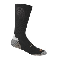 5.11 Tactical Year Round OTC Sock - Black - Large / Extra Large