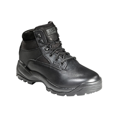 5.11 Tactical A.T.A.C. 6inch Side Zip Boot - Black - 8.5 US