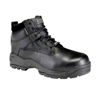 5.11 Tactical ATAC 6 Inches Shields Side Zip ASTM Boot - Black - 7.5 US