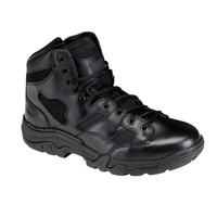 5.11 Tactical Taclite 6 Inches Side Zip Boot - Black - 7.0 US
