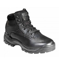 5.11 Tactical Womens A.T.A.C 6 Inches with Side Zip - Black - 5.0 US