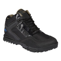 5.11 Tactical Ranger Master Waterproof Boot - Black - 11.0 US