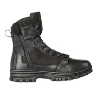 5.11 Tactical Evo 6 Inches Side Zip Boot - Black - 9.5 US