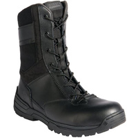 First Tactical Men's 8in Side Zip Duty Boot