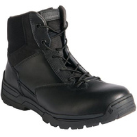 First Tactical Men's 6in Side Zip Duty Boot