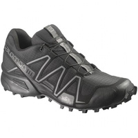 Salomon Speedcross 3 Forces - Black/Black/Autobahn