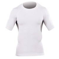 5.11 Tactical Muscle Mapping Shirt - White - Large