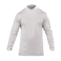 5.11 Tactical Winter Mock Long Sleeve - White - 2X-Large