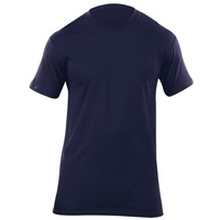 5.11 Tactical Utili-T Crew Neck Moisture Wicking T Shirts 3 Pack - Dark Navy - Large
