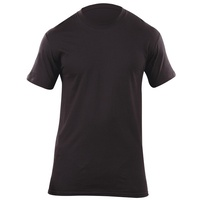 5.11 Tactical Utili-T Crew Neck Moisture Wicking T Shirts 3 Pack - Black - Medium