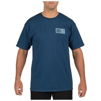 5.11 Tactical Lock Up T-Shirt - Harbor Blue - Large