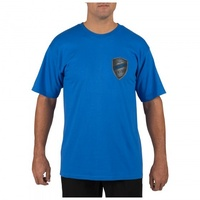5.11 Tactical Chief Reed T-Shirt - Royal Blue - Extra Large