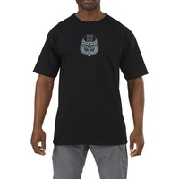 5.11 Tactical Owl T-Shirt - Black - Extra Large