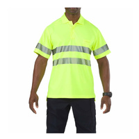 5.11 Tactical High-Visibility Polo - High-Vis Yellow - Large