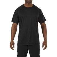 5.11 Tactical Utility PT Shirt - Black - Small