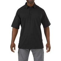 5.11 Tactical Rapid Performance Polo - Black - 3X Large