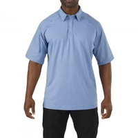 5.11 Tactical Rapid Performance Polo - Fire Med Blue - Small