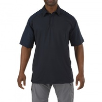 5.11 Tactical Rapid Performance Polo - Dark Navy - 3X Large