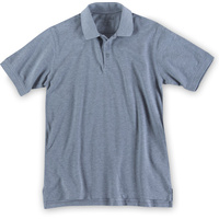 5.11 Tactical Professional Short Sleeve Polo - Heather Grey - 3X Large