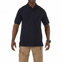 5.11 Tactical Professional Short Sleeve Polo - Dark Navy - Large