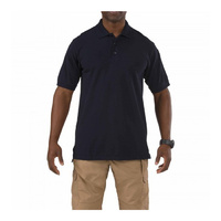 5.11 Tactical Professional Short Sleeve Polo - Dark Navy - Extra Small