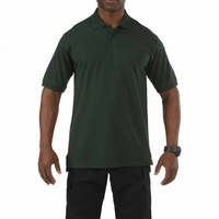5.11 Tactical Professional Short Sleeve Polo - LE Green - Medium