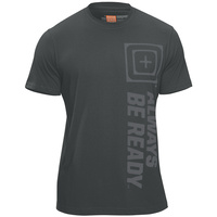 5.11 Tactical Recon Abr Logo T Short Sleeve - Scorched Earth - Extra Large
