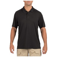5.11 Tactical Helios Polo Short Sleeve - Black - Extra Large