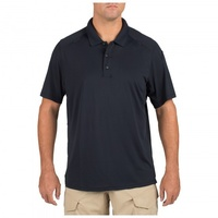 5.11 Tactical Helios Polo Short Sleeve - Dark Navy - Large