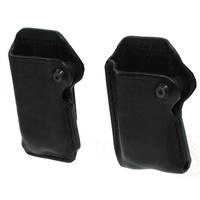 Blackhawk - LEATHER DUAL MAG POUCH FOR SINGLE STACKS