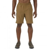 5.11 Tactical Recon Training Shorts - Battle Brown - Small