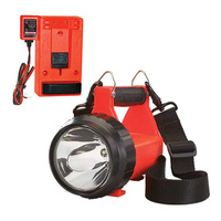 Streamlight Fire Vulcan LED Vehicle Mount System 12V DC - Orange