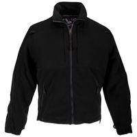 5.11 Tactical Fleece Jacket - Black - Medium