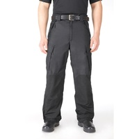 5.11 Tactical Patrol Rain Pants - Black - Large Long
