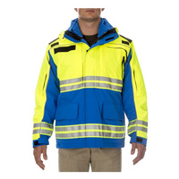 5.11 Tactical Responder High-Visibility Parka - Royal Blue - 4X Large