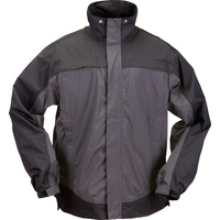 5.11 Tactical Tac Dry Rain Shell - Charcoal - Large