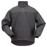 5.11 Tactical Chameleon Softshell Jacket - Black - Small