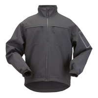 5.11 Tactical Chameleon Softshell Jacket - Black - Extra Small