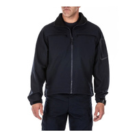 5.11 Tactical Chameleon Softshell Jacket - Dark Navy - 2X Large