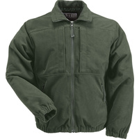 5.11 Tactical Covert Fleece Jacket - Moss - Small