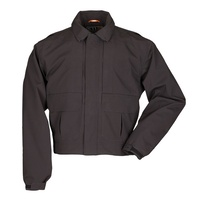 5.11 Tactical Patrol Duty Softshell Jacket - Black - 2X Large
