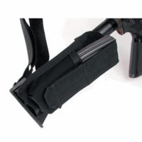 Blackhawk Buttstock Magazine Pouch - Black