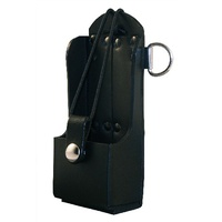 Boston Leather - RADIO HOLDER, PL,BLK