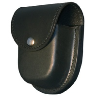 Boston Leather - DOUBLE CUFF CASE PLAIN