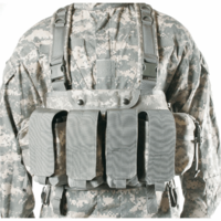 Boston Leather - Blackhawk - COMMANDO CHEST HARNESS
