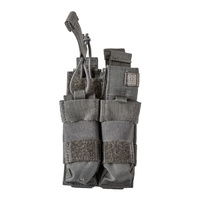 5.11 Tactical Double Pistol Bungee/Cover - Storm