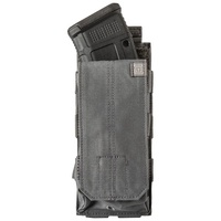 5.11 Tactical AK Bungee W/Cover Single - Storm