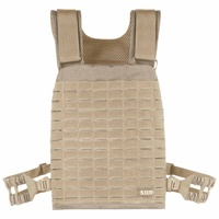 5.11 Tactical Tactile Plate Carrier - Sandstone